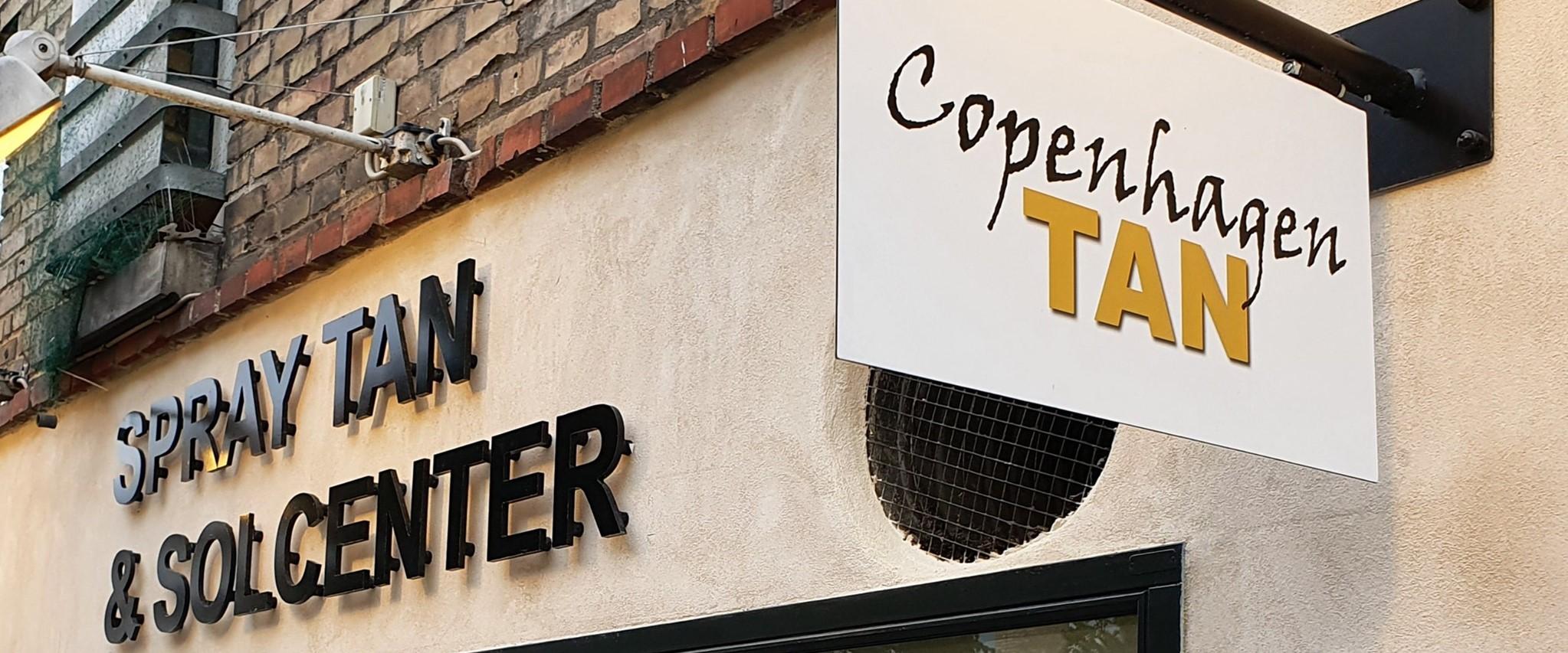 Spray tan center - CopenhagenTAN