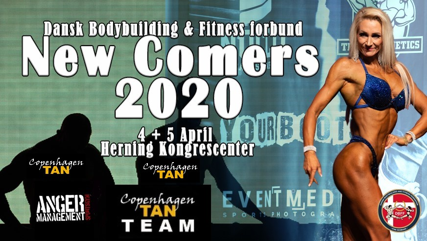 BOOKING Newcommers 2020